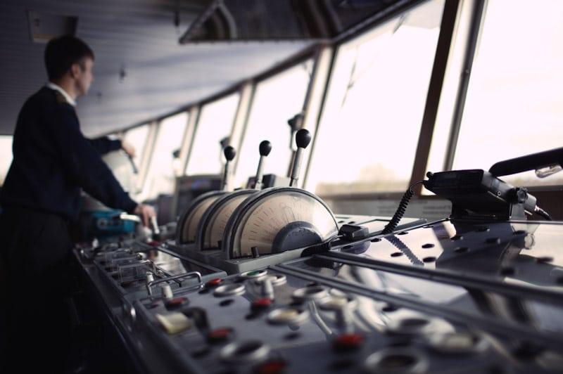 πλοίαρχοι εμπορικού ναυτικού